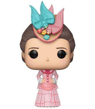 Funko Mary Poppins Returns | Mary (Pink Dress) Funko Pop Vinyl Figur