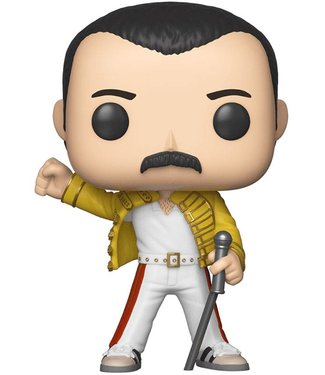 Funko Queen | Freddie Mercury (Wembley) Funko Pop Vinyl Figur