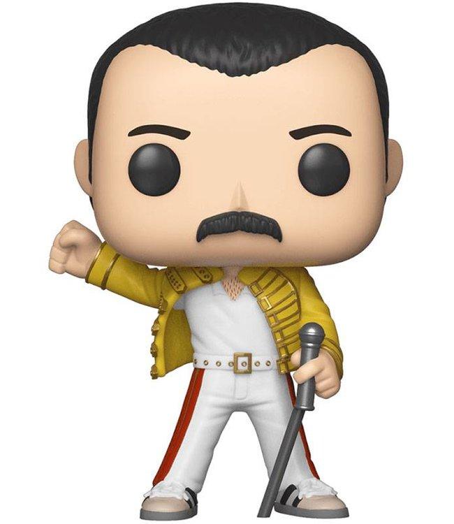 Funko Queen   Freddie Mercury (Wembley) Funko Pop Vinyl Figur