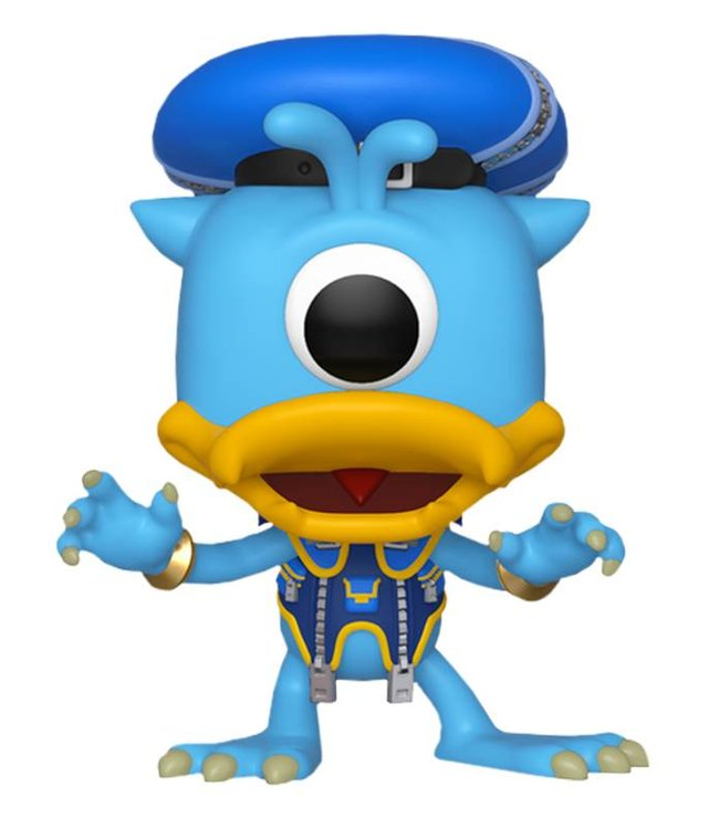 Funko Kingdom Hearts | Monsters Inc. Donald Funko Pop Vinyl Figur
