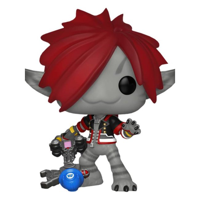 Funko Kingdom Hearts | Monsters Inc. Sora Funko Pop Vinyl Figur