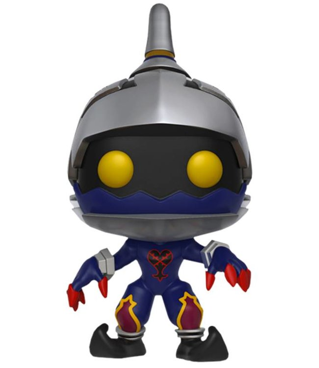 Funko Kingdom Hearts | Soldier Heartless Funko Pop Vinyl Figur
