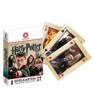 Winning Moves Harry Potter | Number 1 Spielkarten