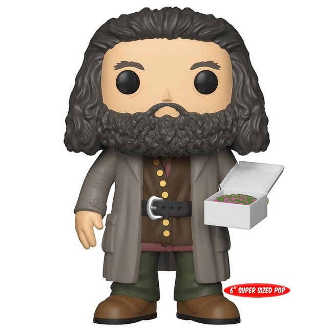 Funko Harry Potter | Hagrid (Cake) Super Sized Funko Pop Vinyl Figur
