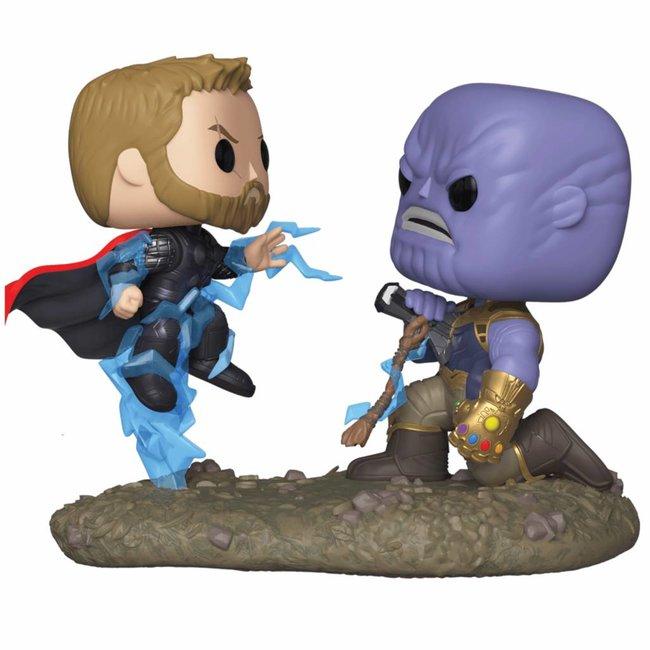 Funko Marvel Movie Moments | Thor vs Thanos Funko Pop Vinyl Figur