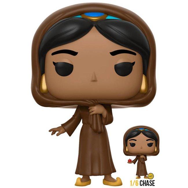 Funko Aladdin | Jasmine Funko Pop Vinyl Figur (Chase Chance)