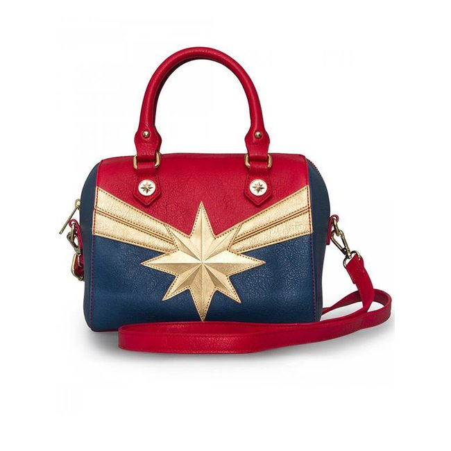 Loungefly Loungefly | Captain Marvel (Crossbody) Handtasche