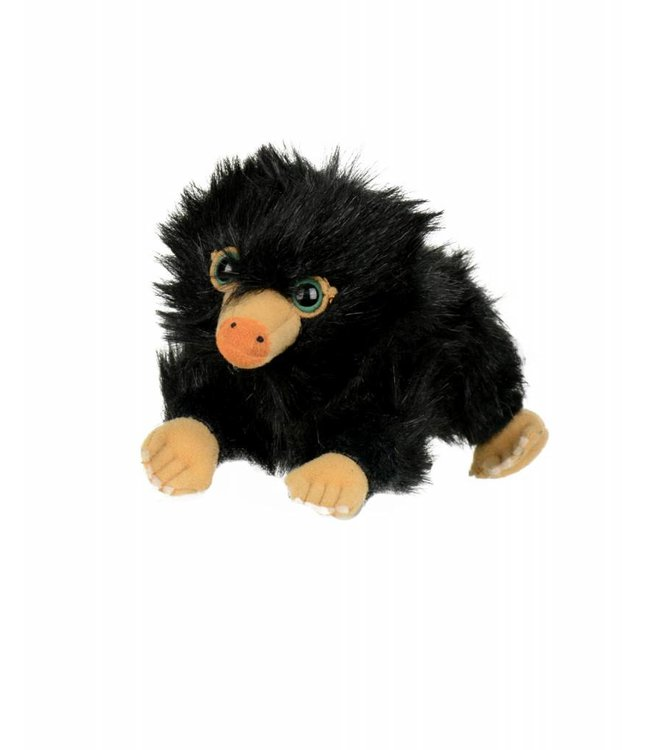 The Noble Collection Fantastic Beasts | Baby Niffler Plüschfigur (Schwarz)