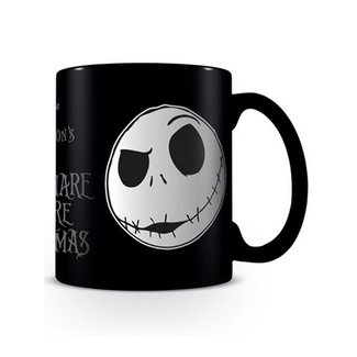 Disney Nightmare Before Christmas | Jack Face Tasse (Foliendruck)