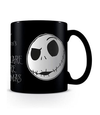 Pyramid International Nightmare Before Christmas | Jack Face Tasse (Foliendruck)