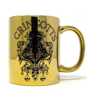 Harry Potter Harry Potter | Gringotts Tasse (Metallic)