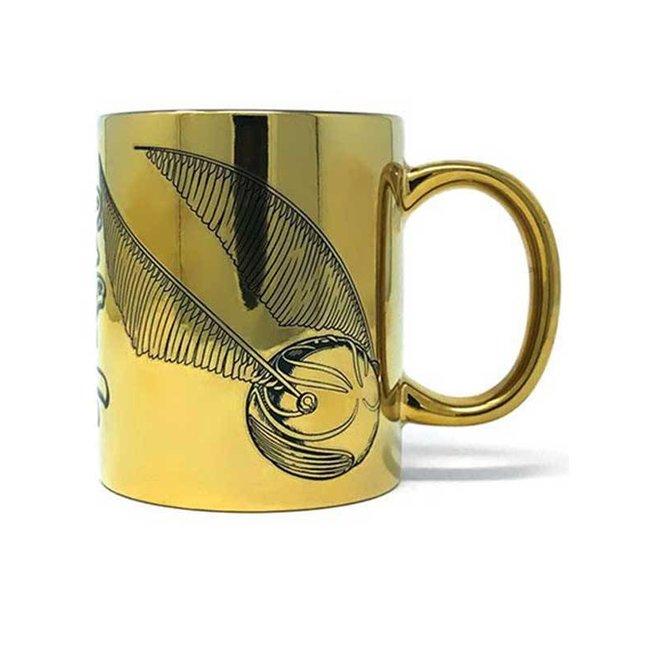 Harry Potter Harry Potter | Schnatz Tasse (Metallic)