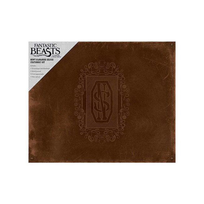 Fantastic Beasts Fantastic Beasts | Newt Scamander Deluxe Schreibwaren Set