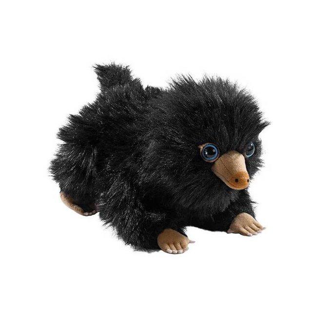 The Noble Collection Fantastic Beasts | Baby Niffler Plüschfigur (Schwarz)