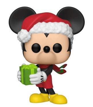 Funko Mickey's 90th | Holiday Mickey Funko Pop Vinyl Figur