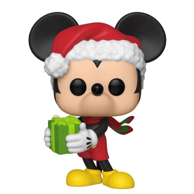 Funko Mickey's 90th | Holiday Mickey Funko Pop Vinyl Figur