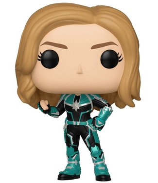 Funko Captain Marvel | Vers Funko Pop Vinyl Figur