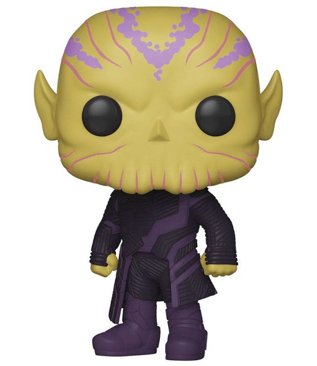 Funko Captain Marvel | Talos Funko Pop Vinyl Figur