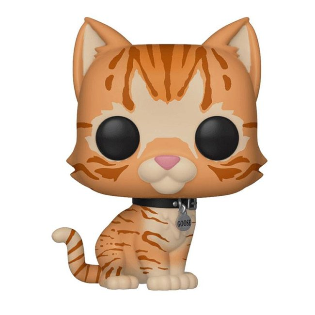 Funko Captain Marvel | Goose the Cat Funko Pop Vinyl Figur
