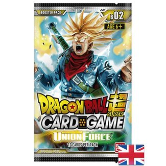 Dragonball Dragonball Super | Union Force Booster