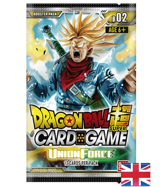 Bandai Dragonball Super | Union Force Booster