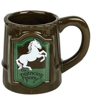 Herr der Ringe | The Prancing Pony 3D Tasse
