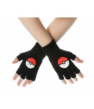 Difuzed Pokemon | Pokeball Handschuhe (Fingerlos)