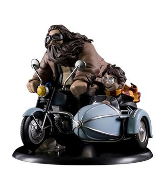 Harry Potter Harry Potter | Harry & Hagrid Q-Fig MAX Diorama