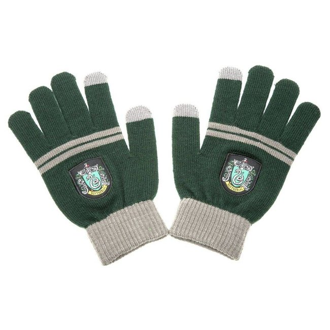Harry Potter Harry Potter | Slytherin E-Touch Handschuhe