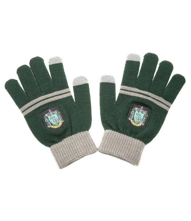 Cinereplicas Harry Potter | Slytherin E-Touch Handschuhe