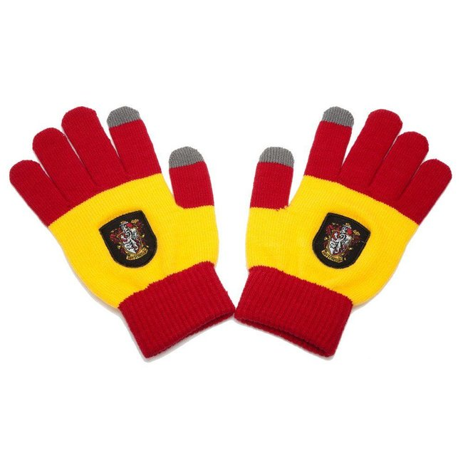 Harry Potter Harry Potter | Gryffindor E-Touch Handschuhe