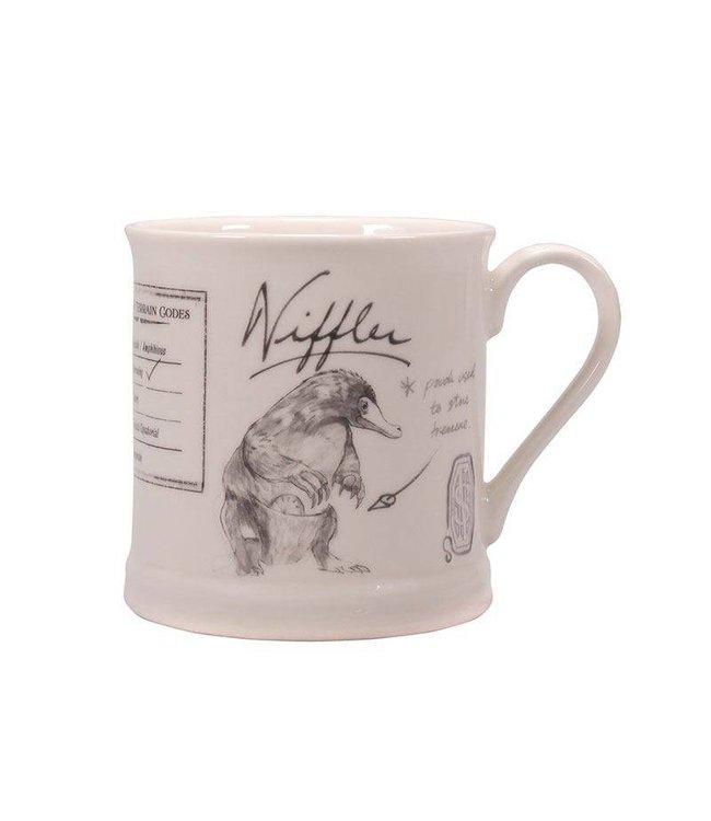 Half Moon Bay Fantastic Beasts   Niffler Vintage Tasse