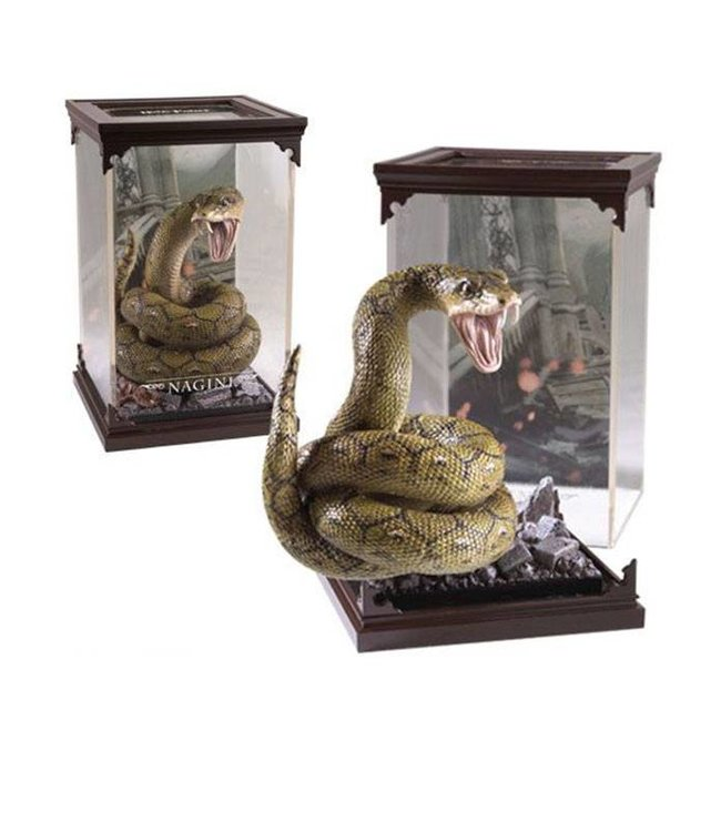 The Noble Collection Harry Potter | Nagini Magical Creatures Statue