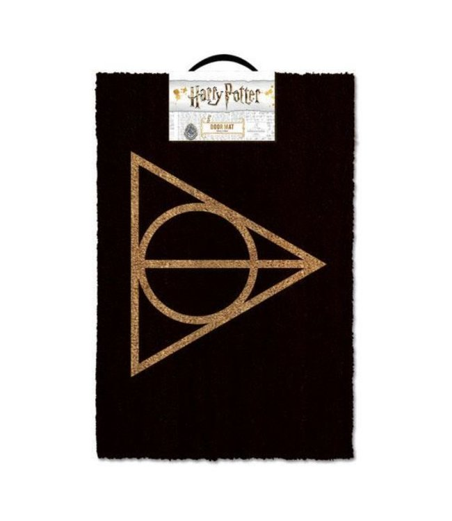 Pyramid International Harry Potter | Deathly Hallows Fussmatte