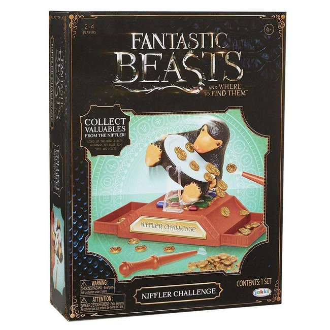 Fantastic Beasts Fantastic Beasts | Das Niffler Spiel