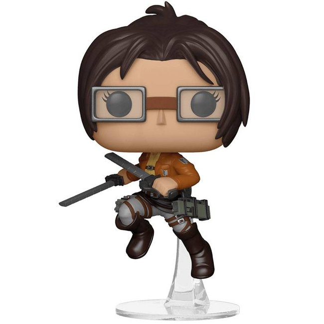 Funko Attack on Titan | Hange Funko Pop Vinyl Figur
