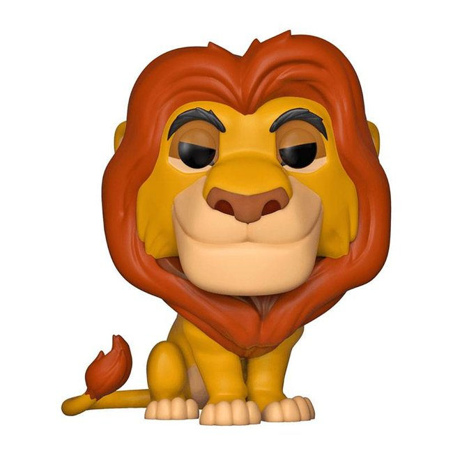 Funko Lion King | Mufasa Funko Pop Vinyl Figur