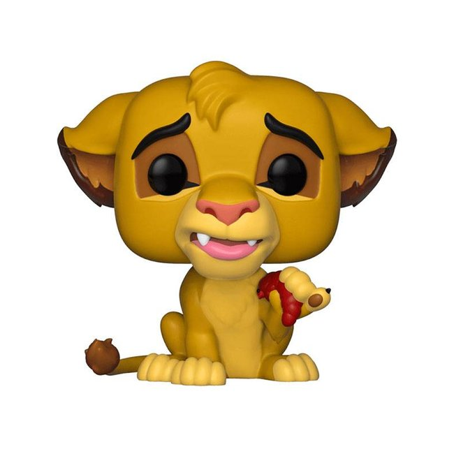 Funko Lion King | Simba Funko Pop Vinyl Figur
