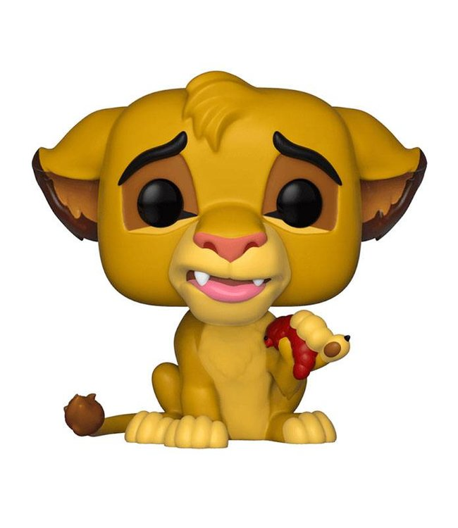 Funko Lion King | Simba Funko Pop Vinyl Figur