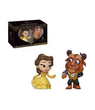 Funko Disney | Belle & Beast Funko Mini Vinyl Figuren