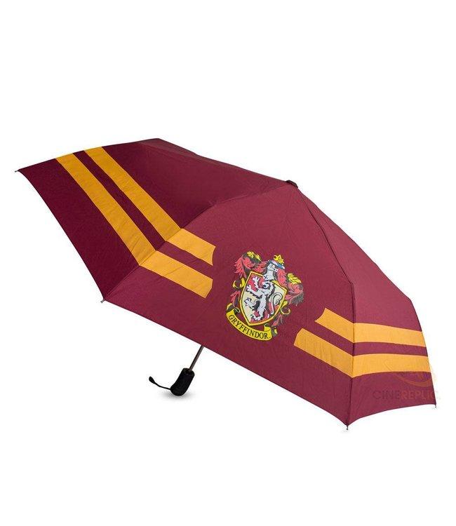 Cinereplicas Harry Potter | Gryffindor Wappen Regenschirm