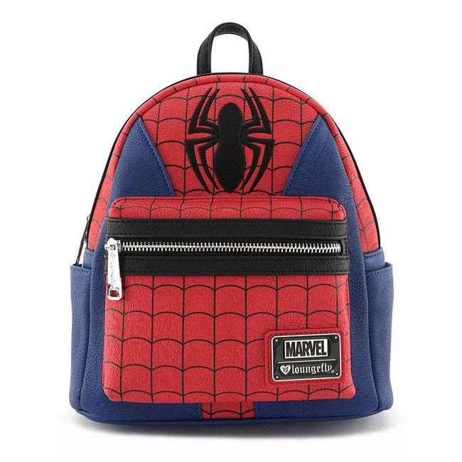 Loungefly Loungefly Marvel | Spider-Man (Suit) Mini Rucksack
