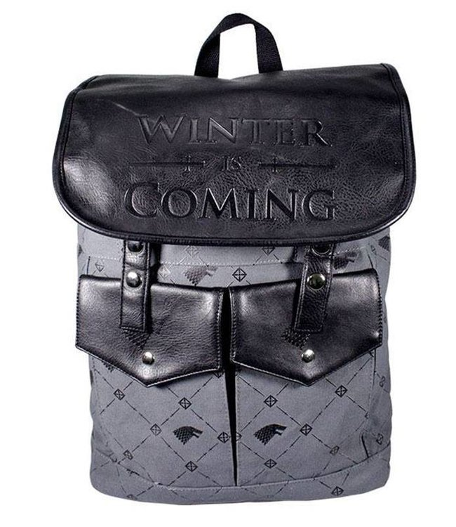 Half Moon Bay Game of Thrones | House Stark Rucksack