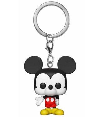 Funko Mickey's 90th | Mickey Mouse Funko Pop Schlüsselanhänger