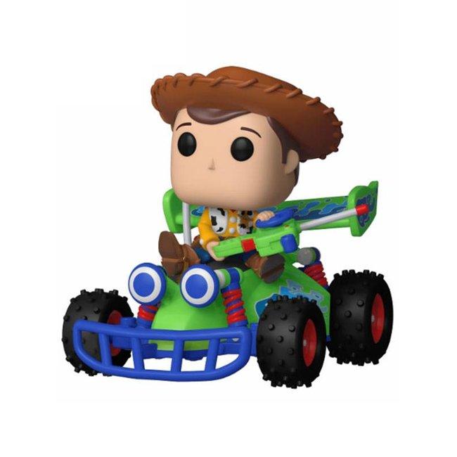 Funko Toy Story | Woody (RC) Funko Pop Rides Vinyl Figur