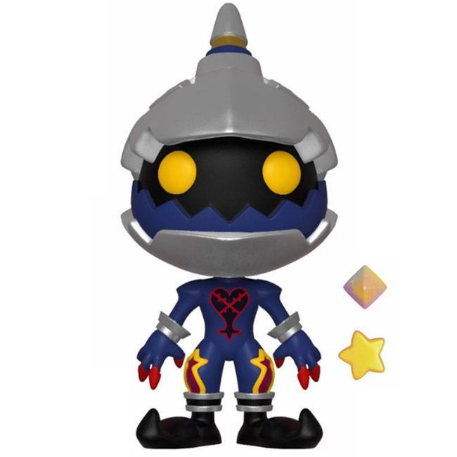 Funko 5 Star: Kingdom Hearts | Soldier Heartless Funko Vinyl Figur