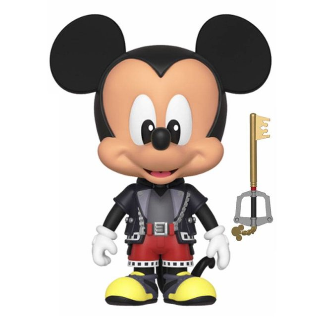 Funko 5 Star: Kingdom Hearts | Mickey Funko Vinyl Figur
