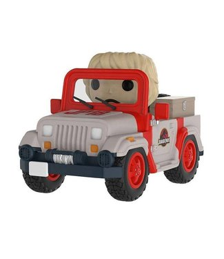 Funko Jurassic Park   Park Vehicle Funko Pop Rides Figur