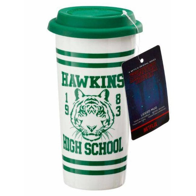Funko Funko Homeware | Stranger Things Hawkins High School Becher