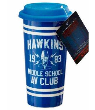 Funko Funko Homeware | Stranger Things Hawkins AV Club Becher